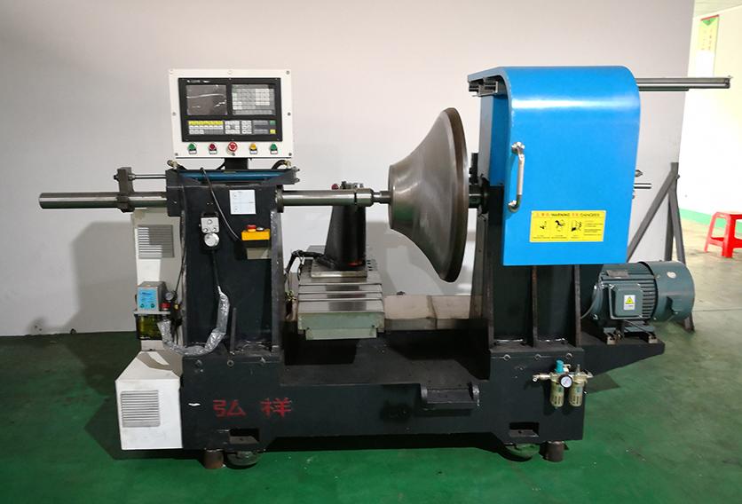 X-800-1.2T数控旋压机